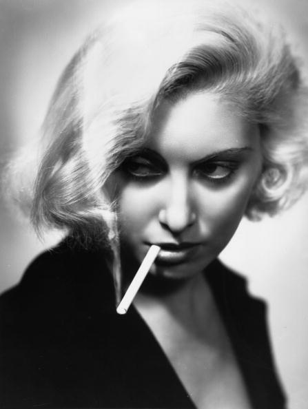 Sultry Cigarette fine art photography