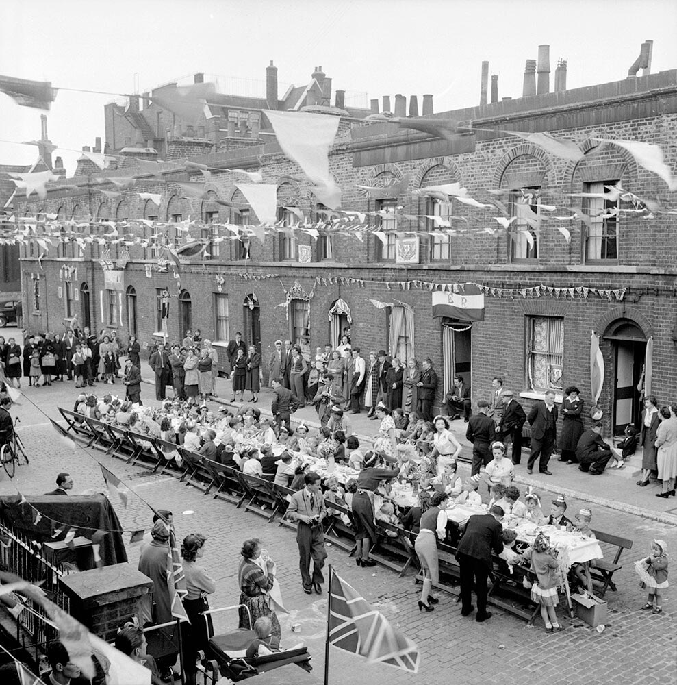 Street Party from John Chillingworth fine art photography