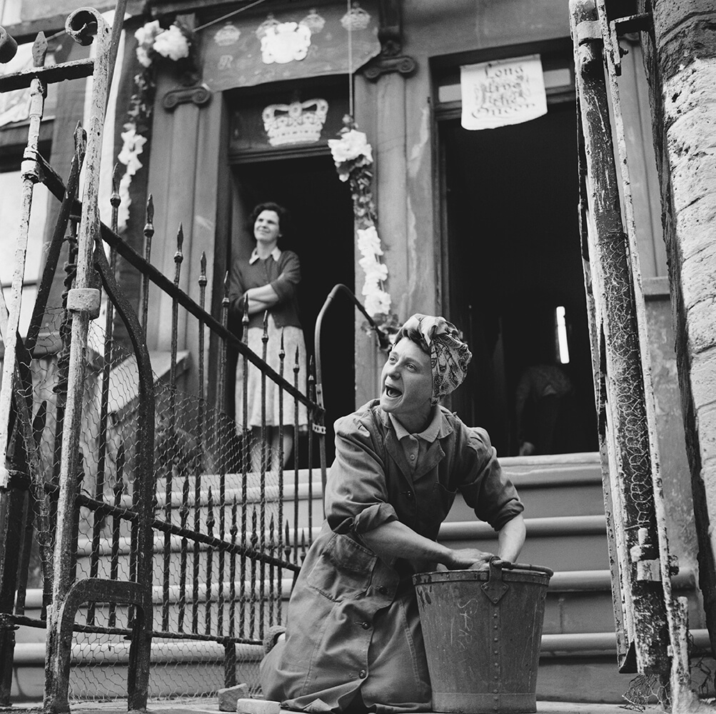 Street Cleaning from John Chillingworth fine art photography