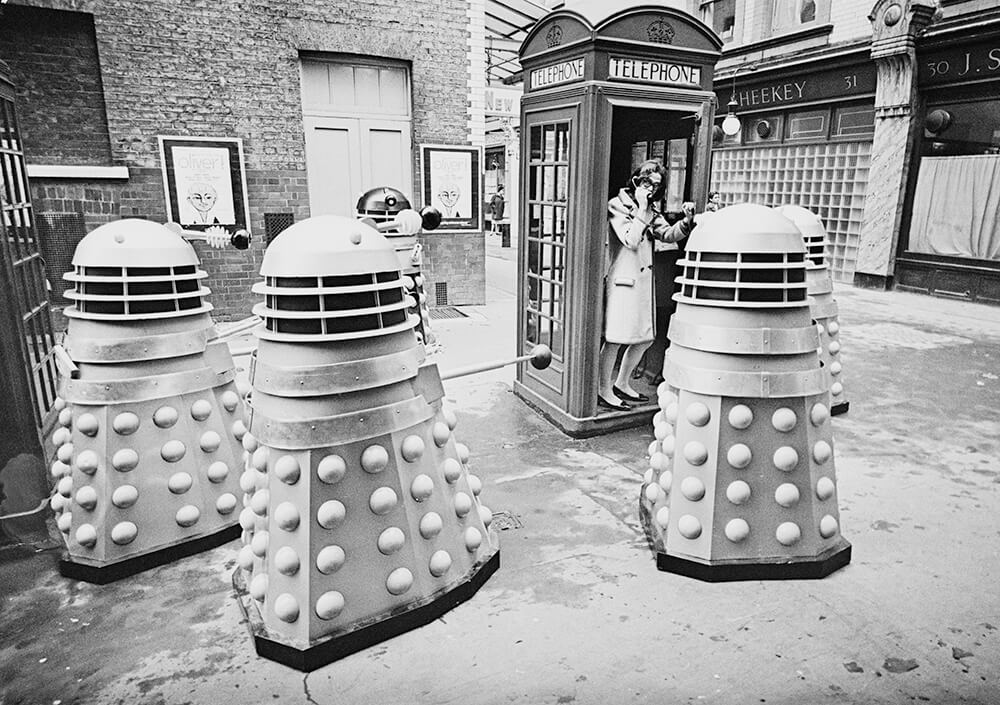 Exterminate from London fine art photography