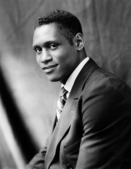 Paul Robeson from Portraits fine art photography