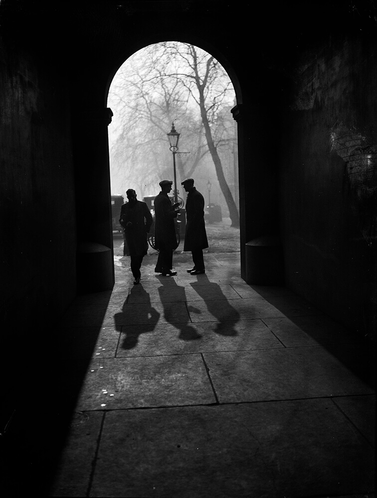 Temple Archway fine art photography
