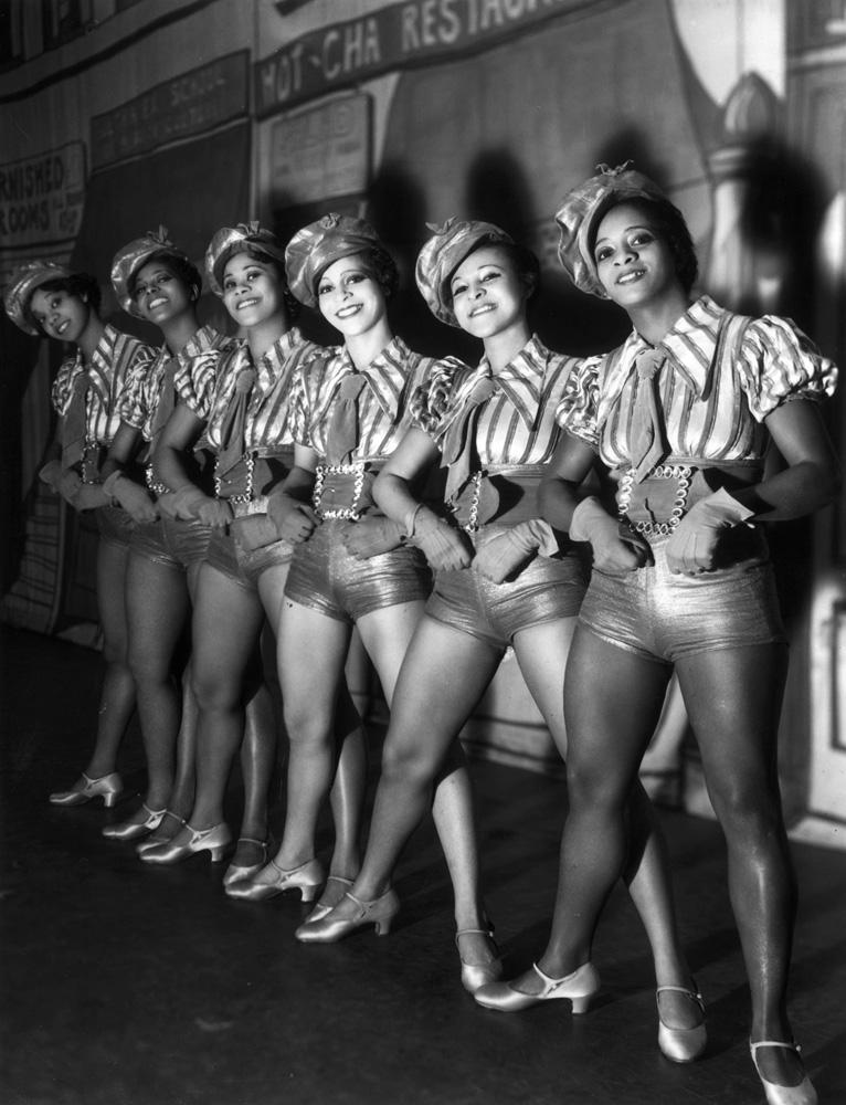 Chorus Girls from Sasha fine art photography