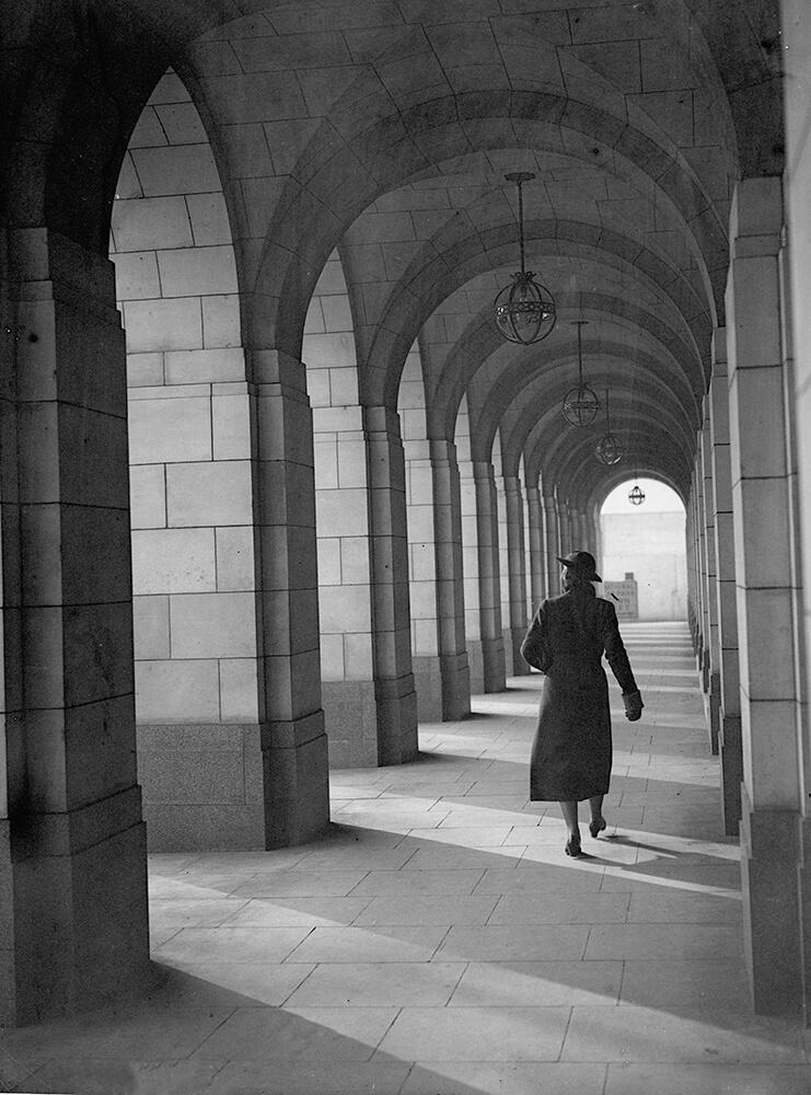Archway Walk fine art photography