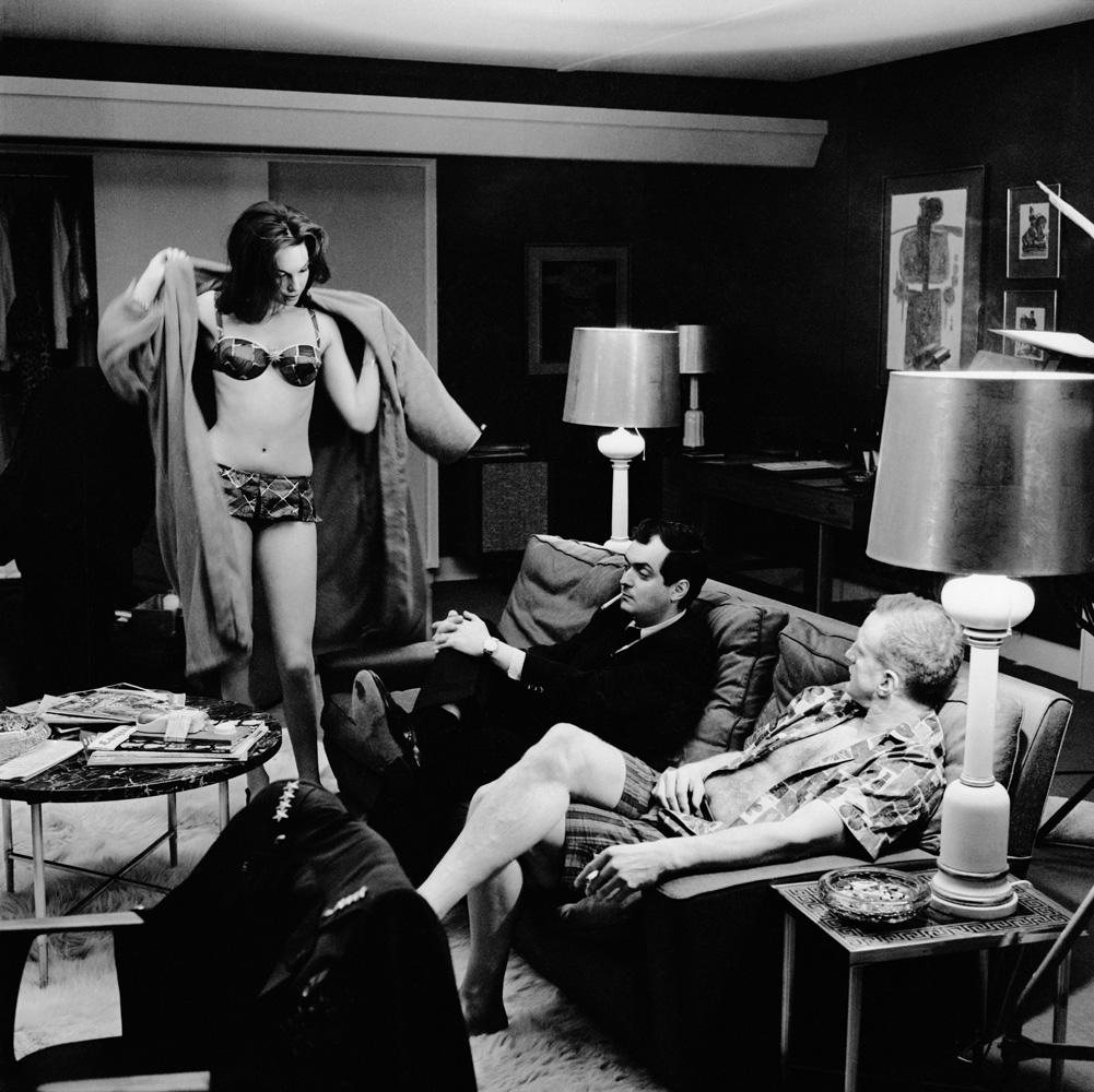 Kubrick On Set from Reg Lancaster fine art photography