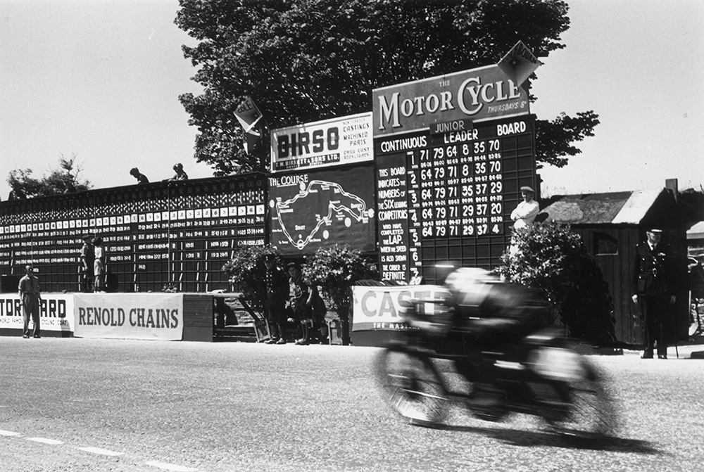 TT Racer from Sports fine art photography