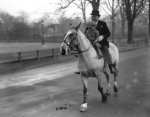 Riding In Hyde Park
