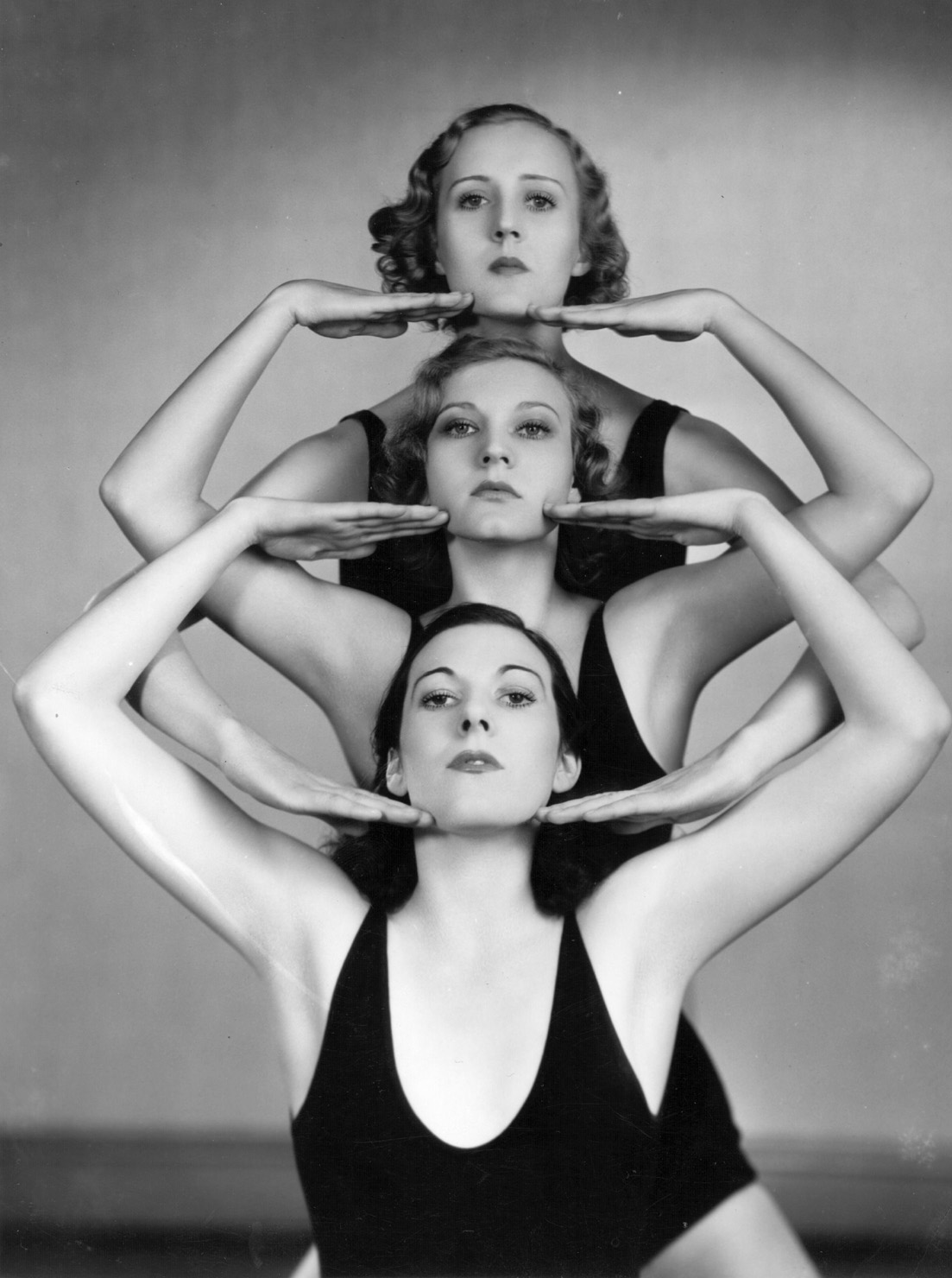 Albertina Rasch Girls from Portraits fine art photography