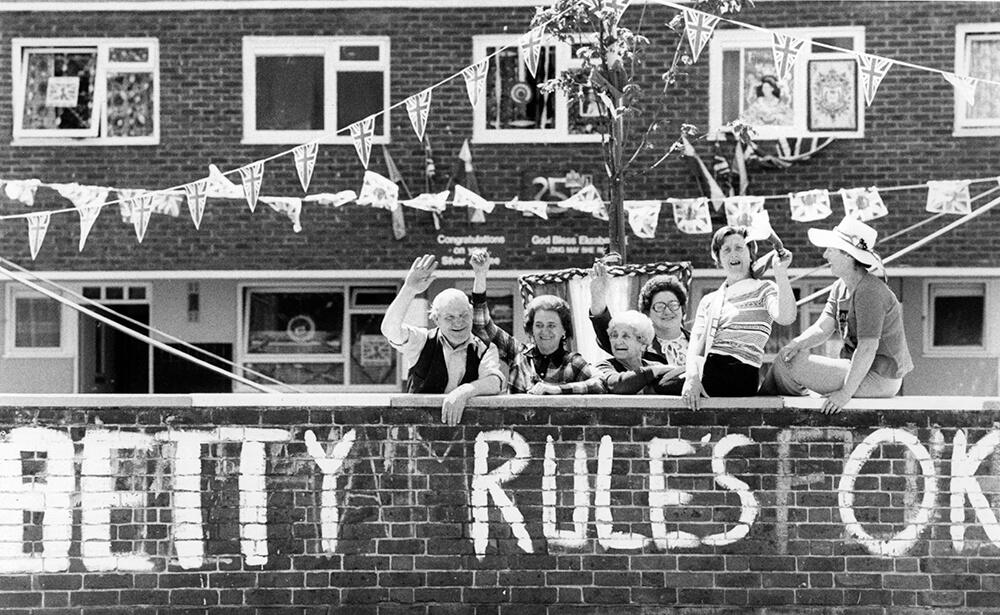 Betty Rules OK fine art photography