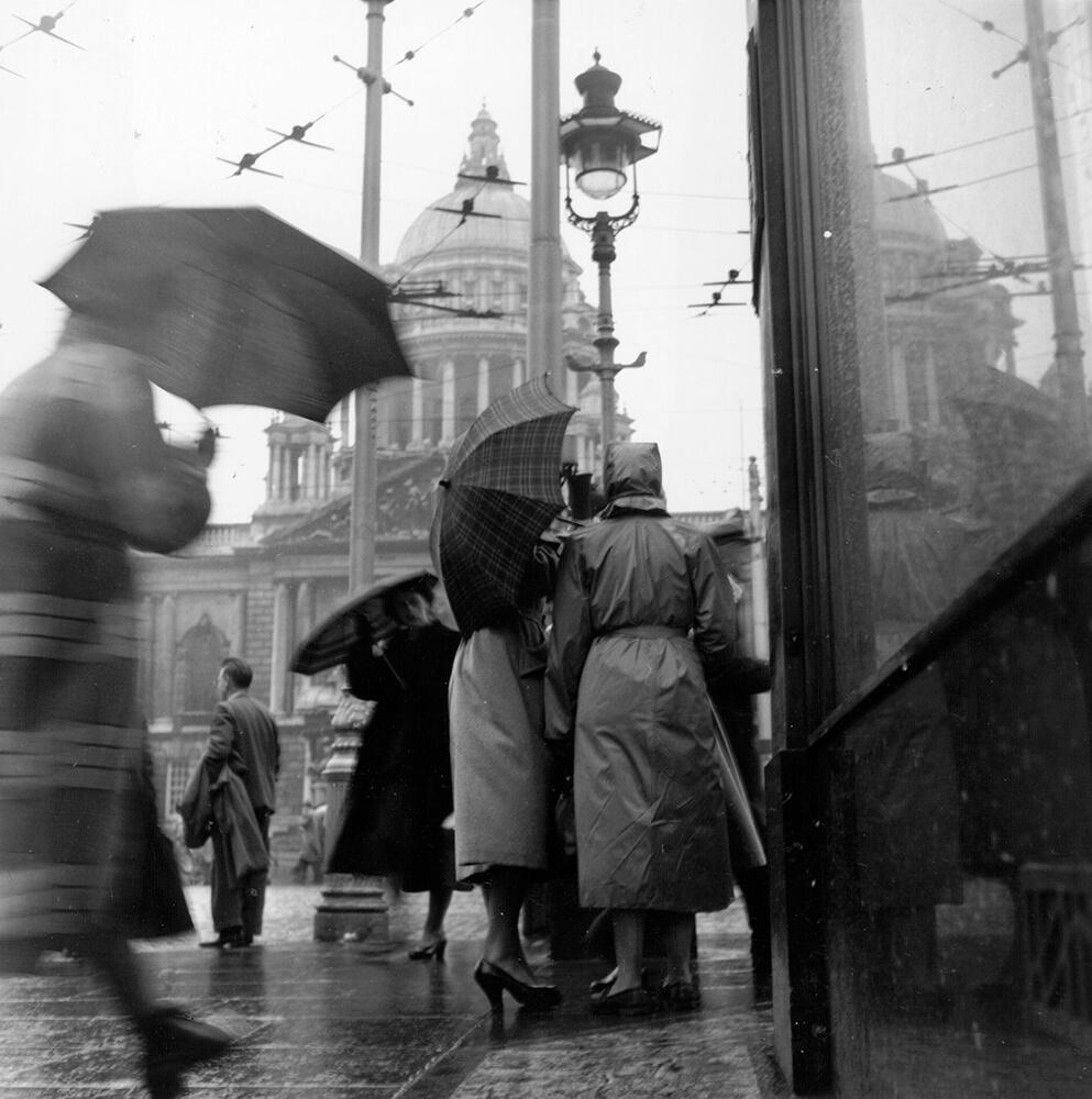 Rain In Belfast from John Chillingworth fine art photography