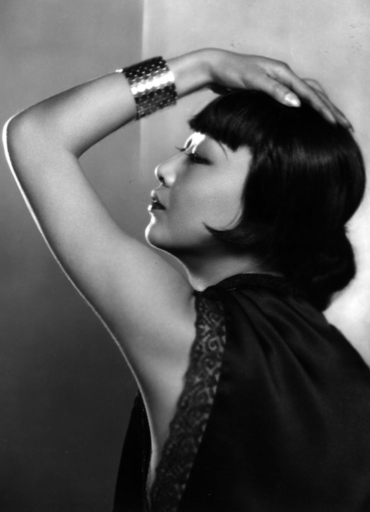 Anna May Wong from Sasha fine art photography