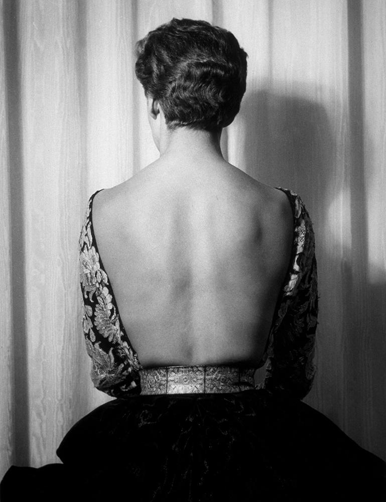 Backless Fashion from Picture Post fine art photography
