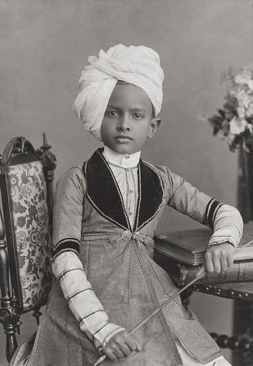 Maharajah Of Alwar from Portraits fine art photography