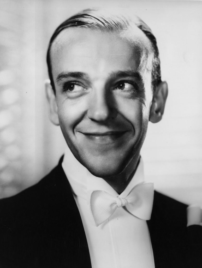 Smiling Astaire from Portraits fine art photography
