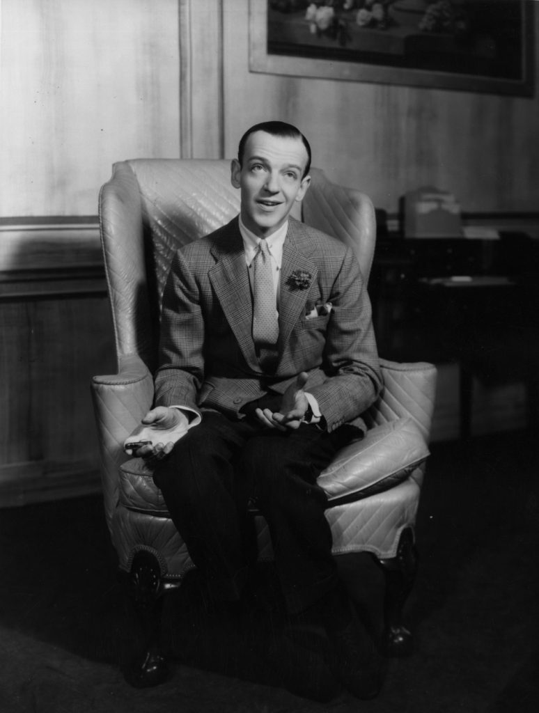 Fred Astaire from Sasha fine art photography