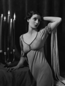 Lady And The Candles