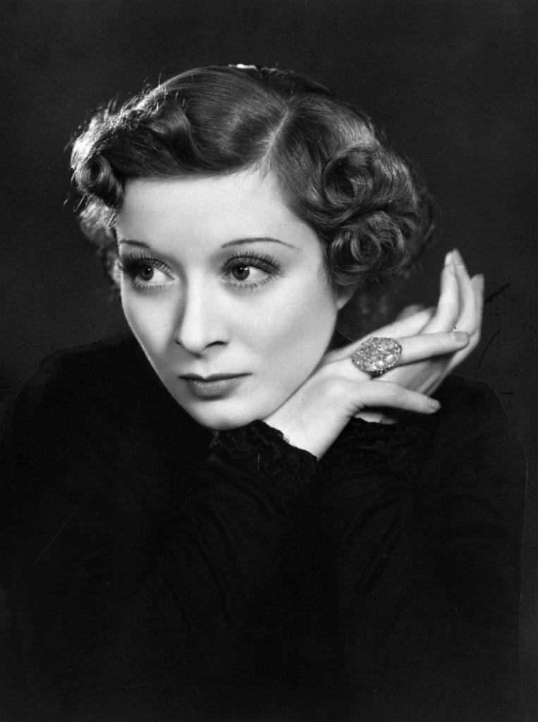 Greer Garson from Portraits fine art photography