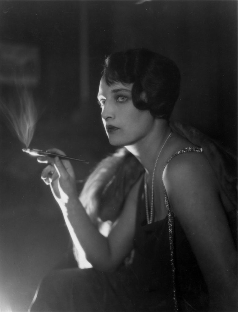 Smoking Glamour from Sasha fine art photography