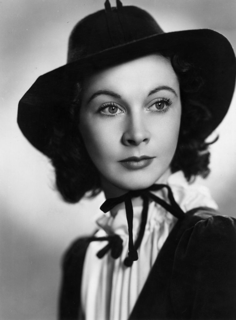 Vivien Leigh from Fashion fine art photography