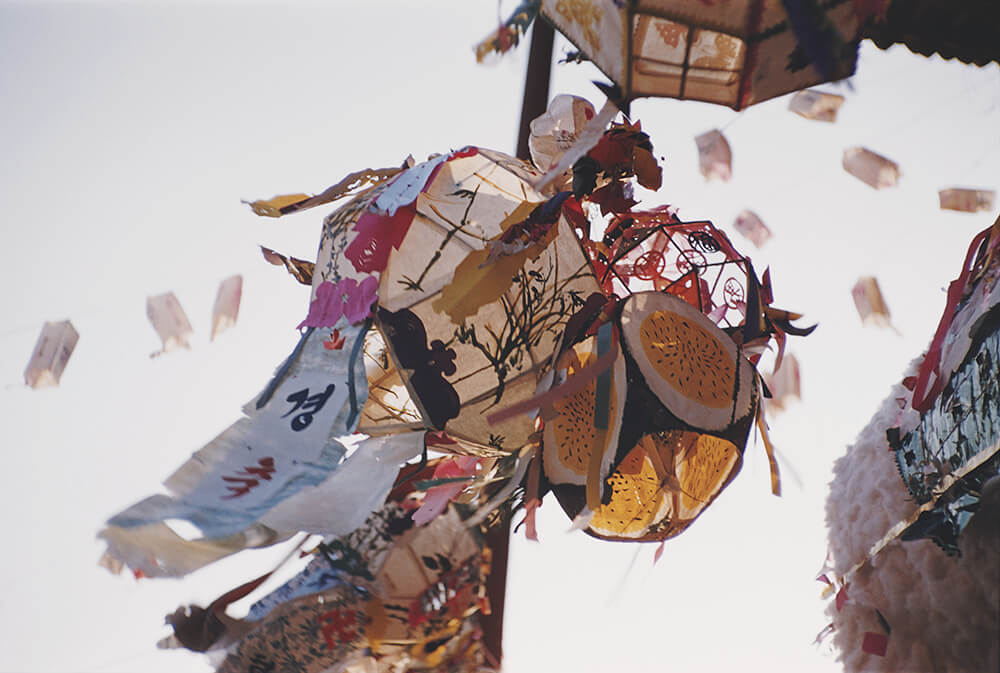 Buddhist Birthday from John Chillingworth fine art photography