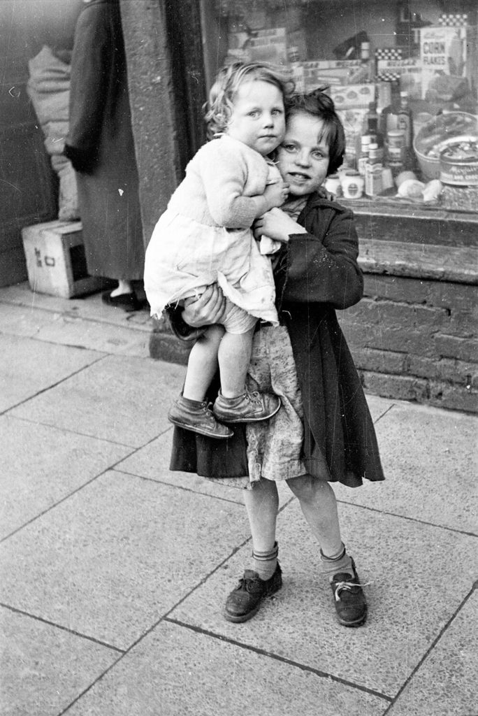 Street Girls from John Chillingworth fine art photography