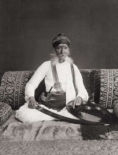 Maharajah Sahib Of Bundi from Portraits fine art photography
