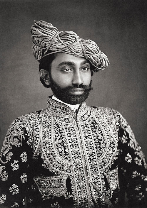 Rajah Sahib Of Liniri from Portraits fine art photography