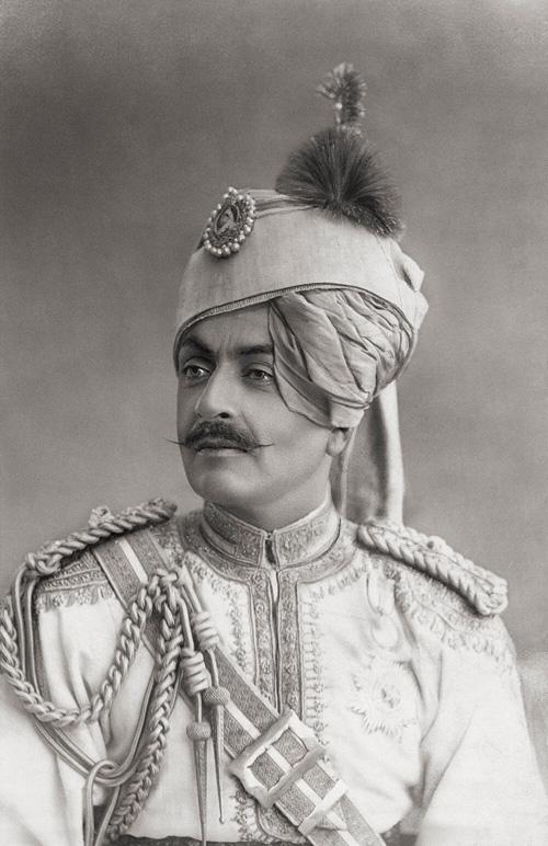 Maharaja Of Jodhpore from Portraits fine art photography