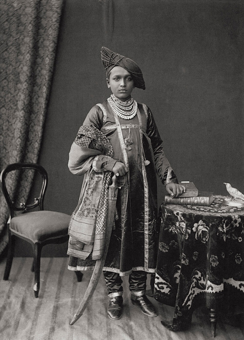 Maharaja Sahib Of Kolhapur from Portraits fine art photography