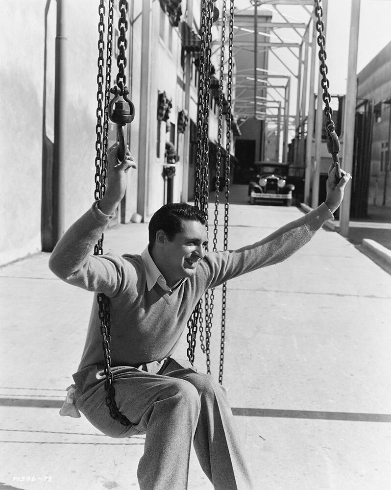 Cary Grant from John Kobal Foundation fine art photography