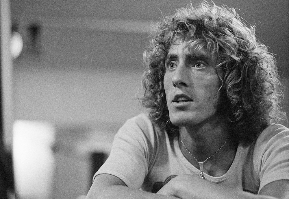 Roger Daltrey from Michael Putland fine art photography