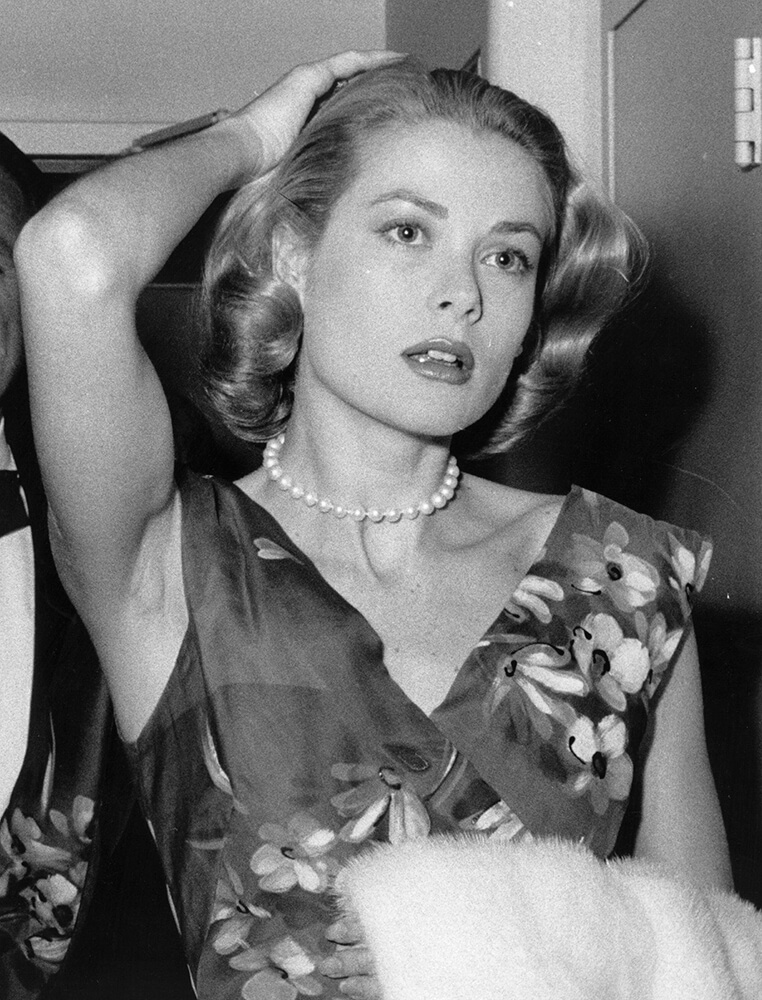 Grace Kelly from Hollywood fine art photography