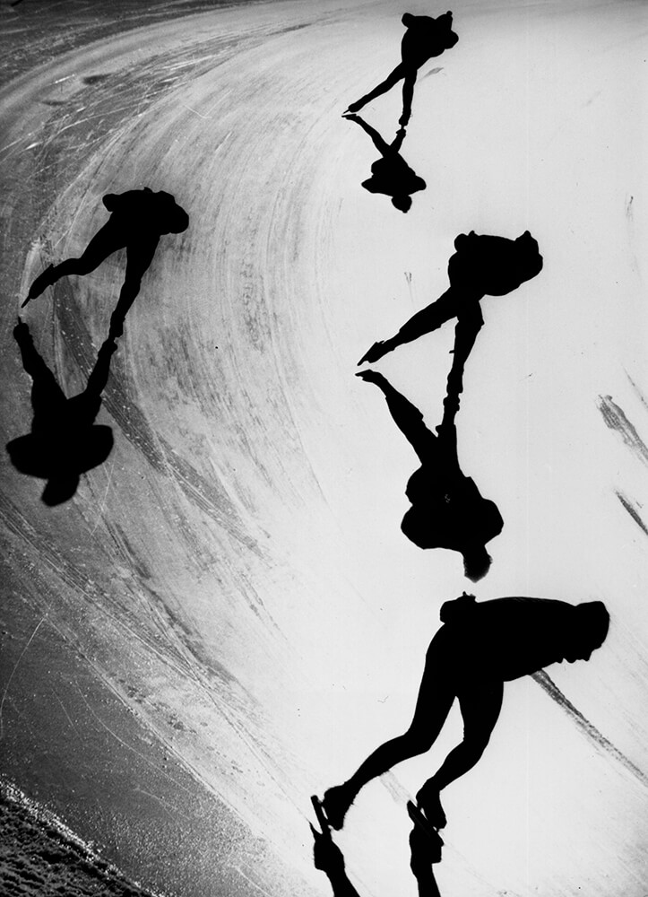 Speed Skaters from Sports fine art photography