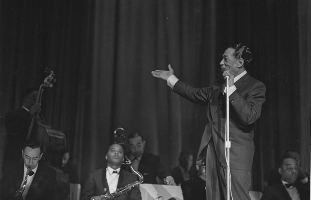 Duke Ellington from Jazz fine art photography