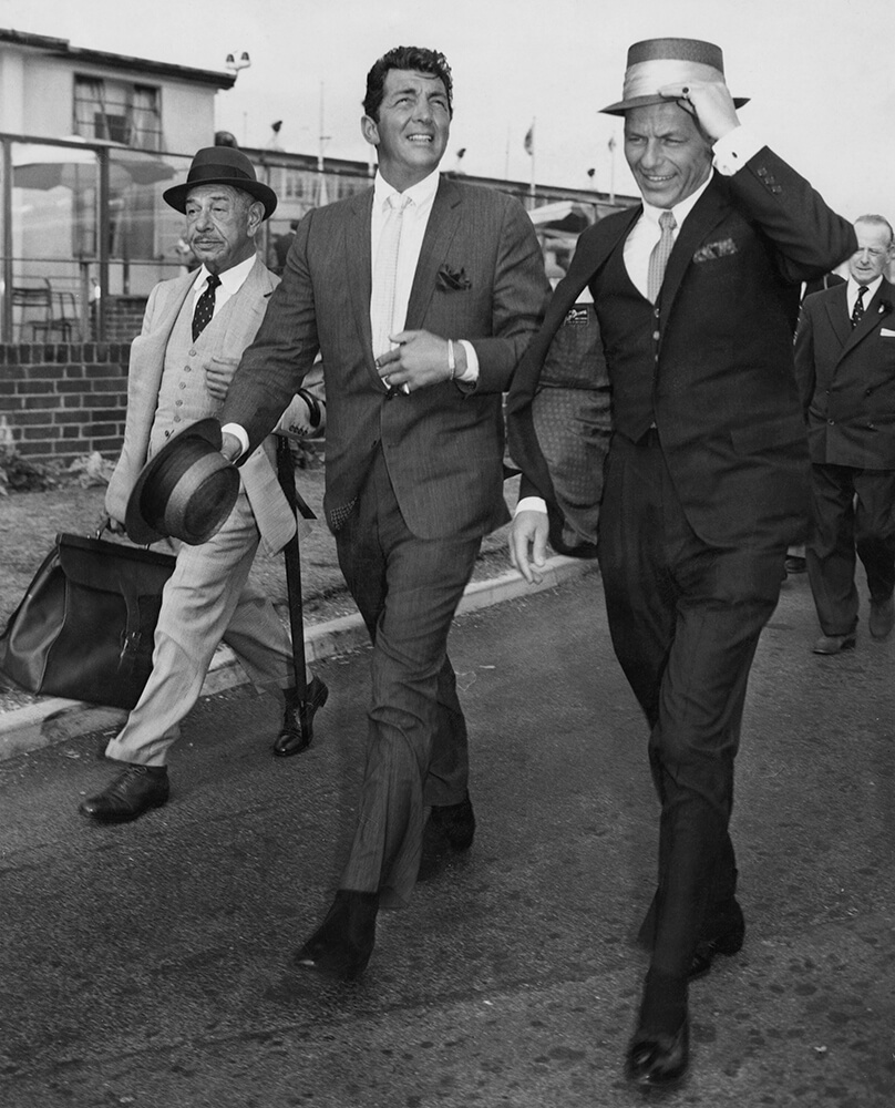 Martin And Sinatra from Hollywood fine art photography