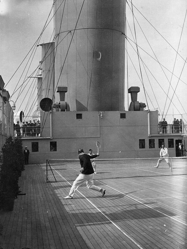 Ship Tennis from Sports fine art photography