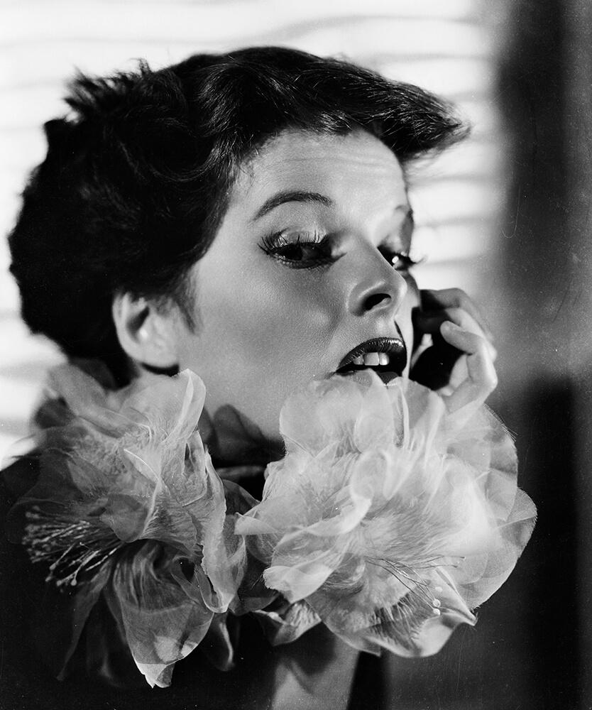 Hepburn As Sylvia from Hollywood fine art photography