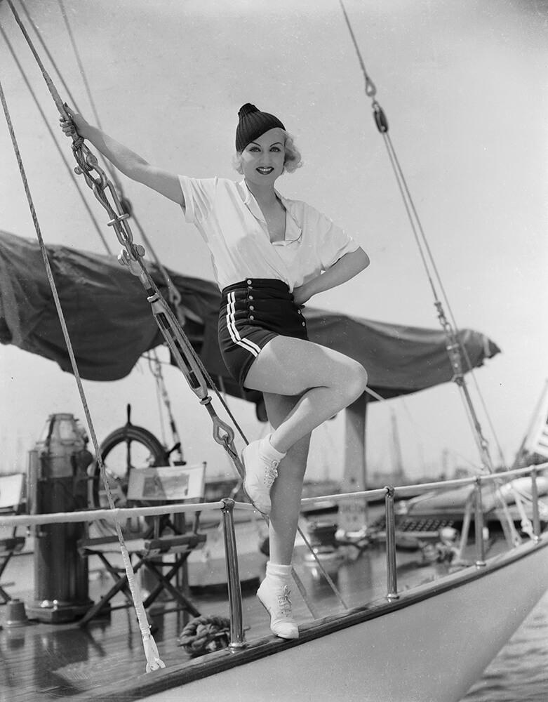 Carole Lombard from John Kobal Foundation fine art photography