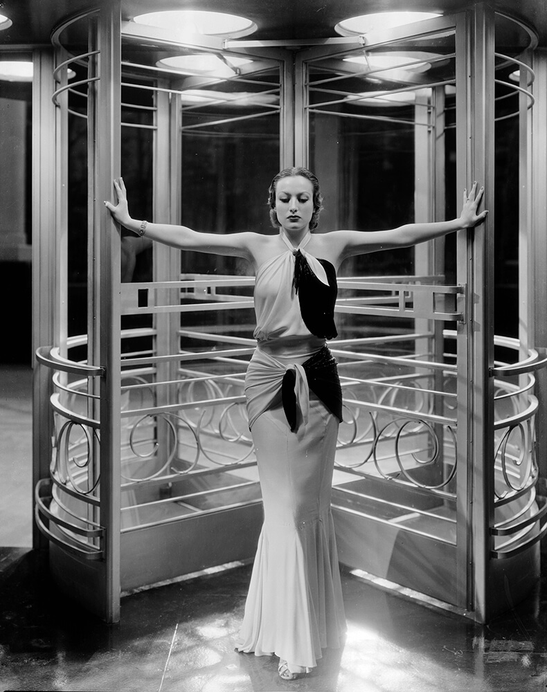 Revolving Door from Fashion fine art photography