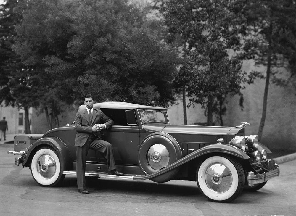 Clark Gable from Hollywood fine art photography