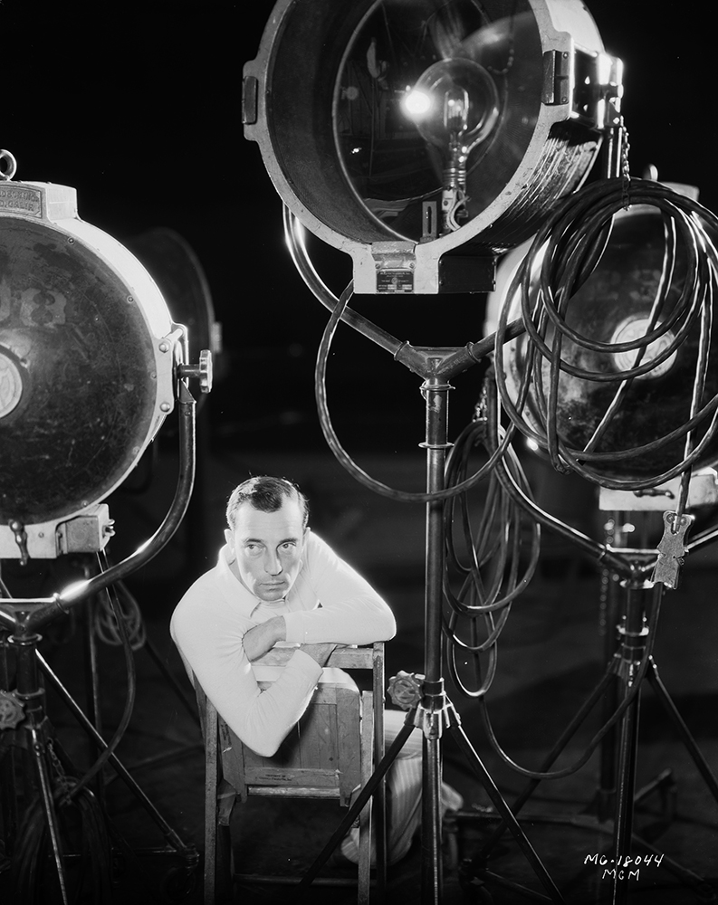 Buster Keaton from John Kobal Foundation fine art photography