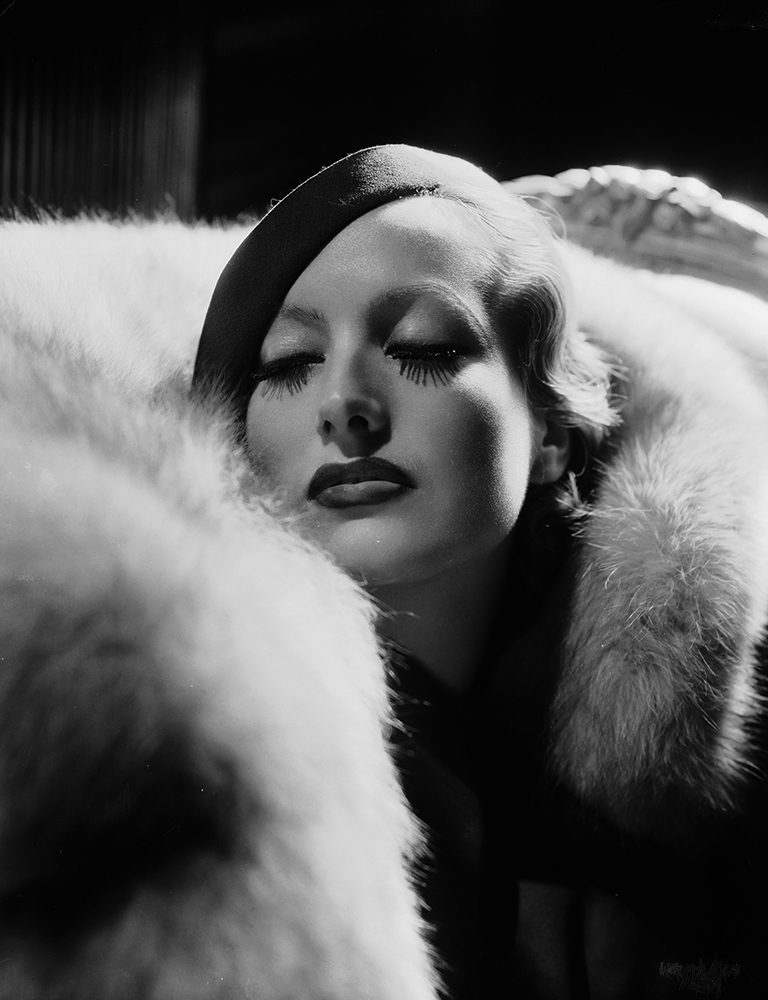 Joan Crawford from Hollywood fine art photography