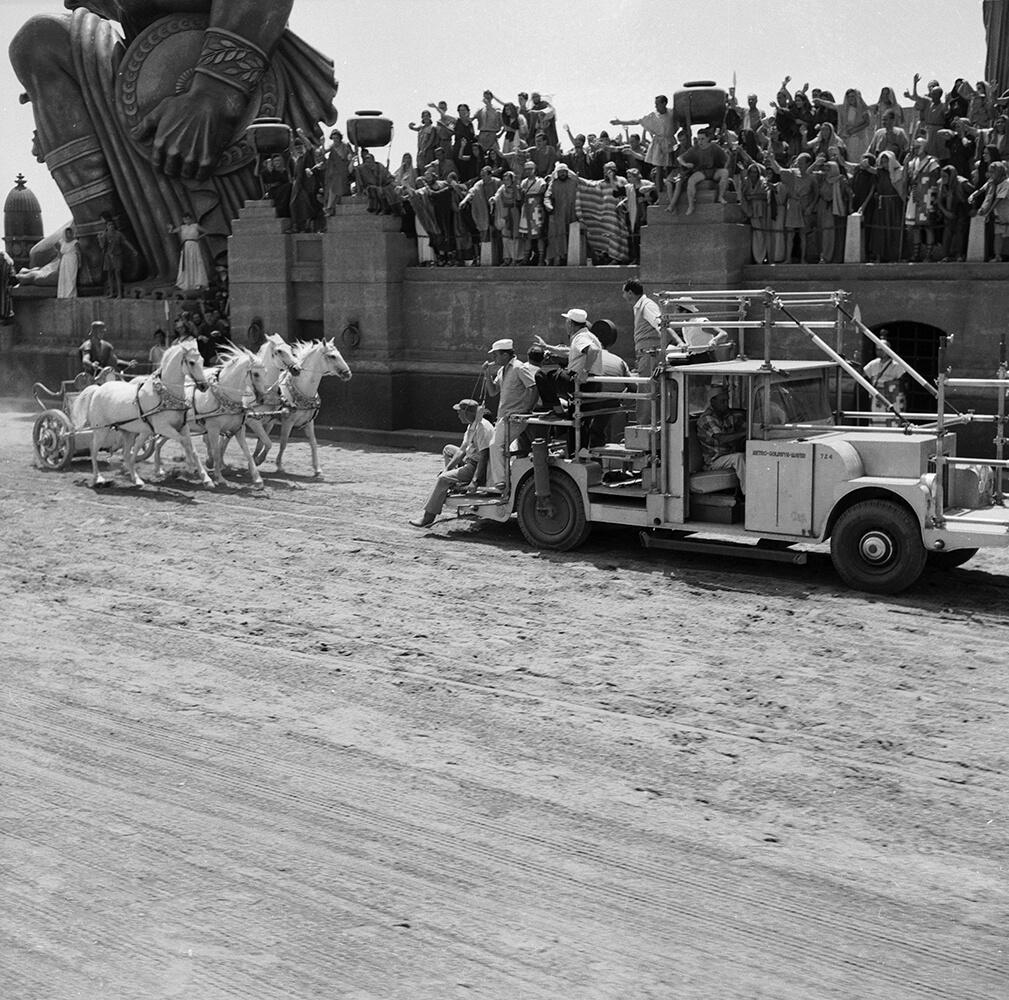 Ben Hur from John Kobal Foundation fine art photography