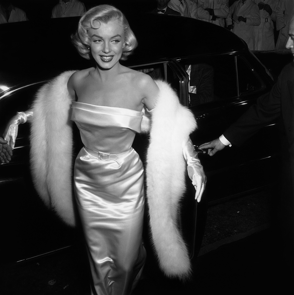 Monroe At Premiere from Marilyn Monroe fine art photography