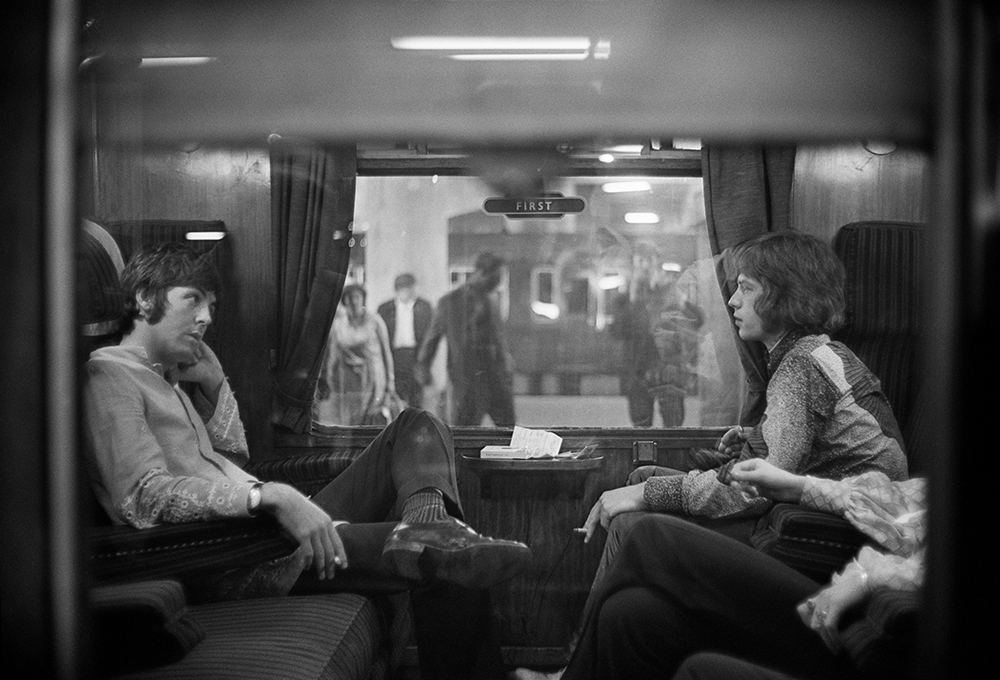 First Class Travel from Beatles fine art photography