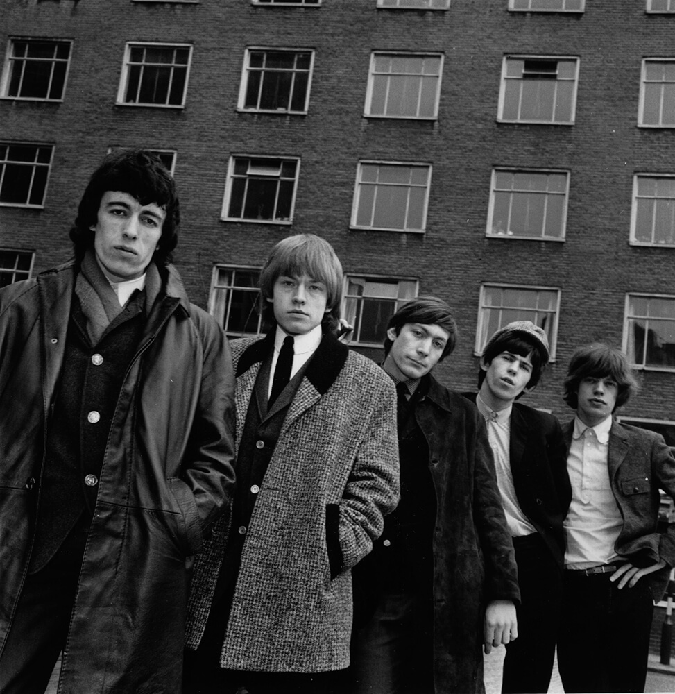 The Rolling Stones from Rolling Stones fine art photography