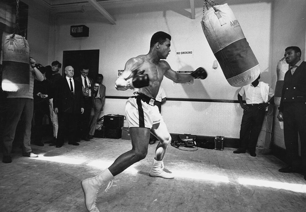 Muhammad Ali from Sports fine art photography