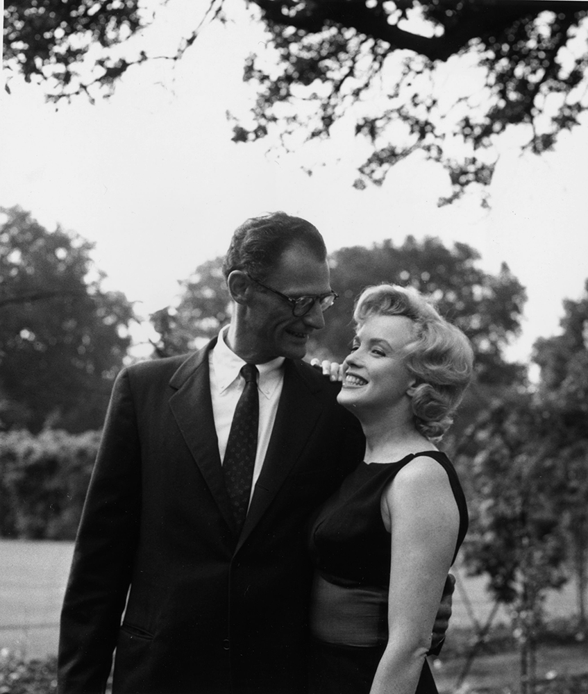 The Millers from Marilyn Monroe fine art photography