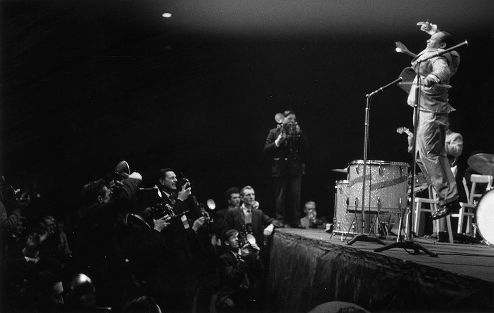 Lionel Hampton from Jazz fine art photography