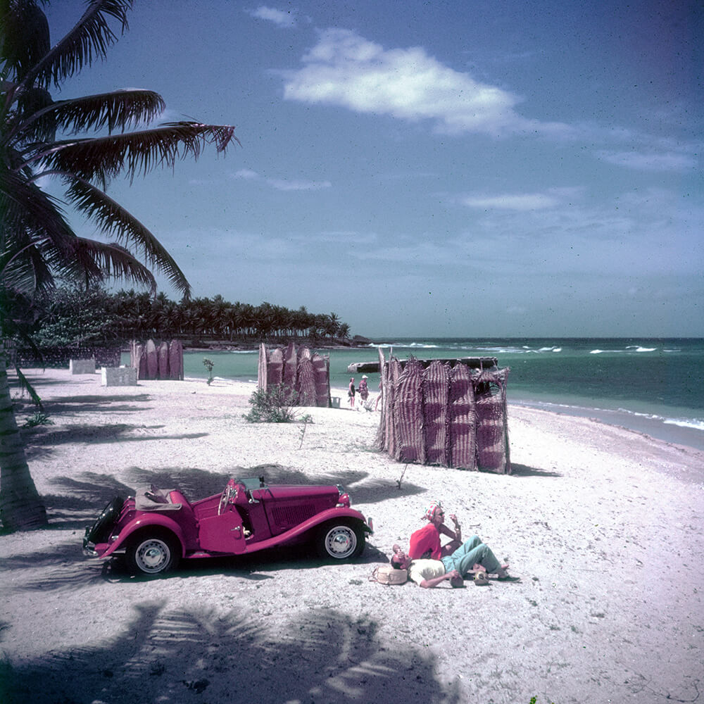John Rawlings from Slim Aarons Islands fine art photography